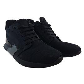 Prada-Linea Rossa Shoes-Black
