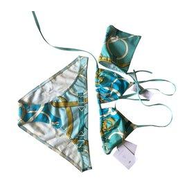 Hermès-Gorgeons bikini Eole  Éperon-Multiple colors