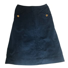 Céline-Skirts-Blue