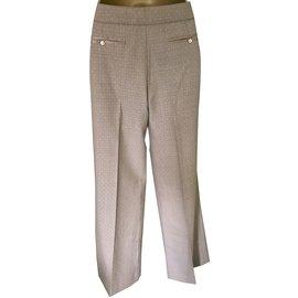 Rebecca Taylor-Pants, leggings-Taupe