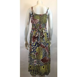 Antik Batik-Robe-Multicolore