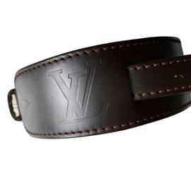 Louis Vuitton-Bracelet-Marron foncé