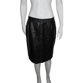 Oakwood-Skirt-Black
