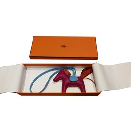 Hermès-rodéo charm PM-Violet