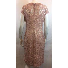 Tadashi Shoji-Tadashi Shoji Dress-Pink