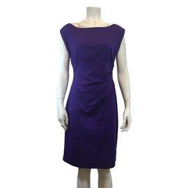 Diane Von Furstenberg-Dress-Purple
