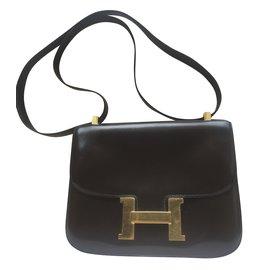 Hermès-Constance-Marron foncé ... 8078302e3a2