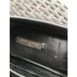 1201e1301ece Louis Vuitton-Loafers-Black Louis Vuitton-Loafers-Black