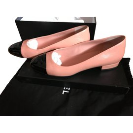 Chanel-Ballerinas-Pink