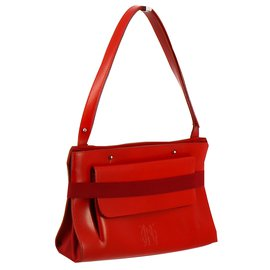 9c0501f4a2 Jean Paul Gaultier-Handbag-Red ...