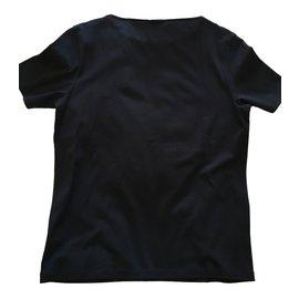 Cos-Tee shirt-Bleu Marine