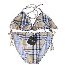 Burberry-Swimwear-Beige