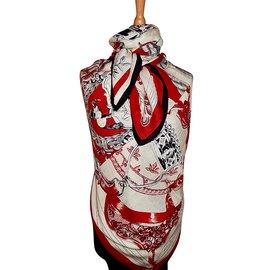 Hermès-Cavalleria d'Etriers-Multicolore