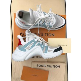 Louis Vuitton-Archlight-Blanc