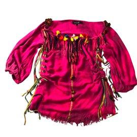 Isabel Marant-Tunics-Pink