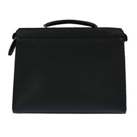 Fendi-Sac porte document-Noir