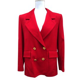 Yves Saint Laurent-Veste-Rouge