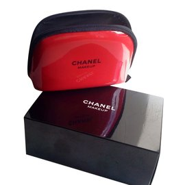 Chanel-Petite maroquinerie-Rouge