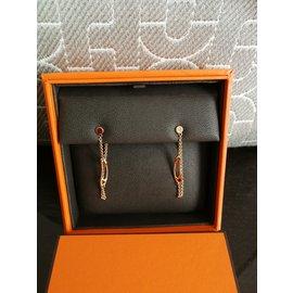 Hermès-Chaine d'ancre-Doré