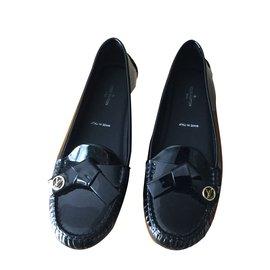 Louis Vuitton-Mocassins-Noir