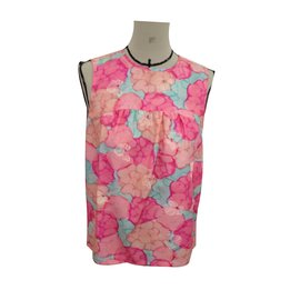 Louis Vuitton-Tops-Rose
