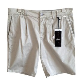 Byblos-Pantalons homme-Beige