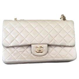 9310716a0883 Chanel-Sac Timeless - Vintage-Beige ...