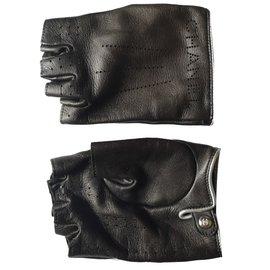 Chanel-Gants-Noir