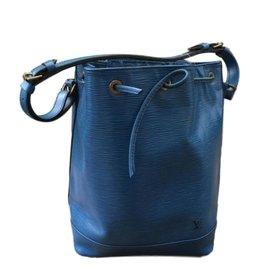 Louis Vuitton-Noé Vintage-Bleu