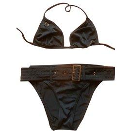 Burberry-Swimwear-Black