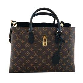 Louis Vuitton-Sac à main-Gris
