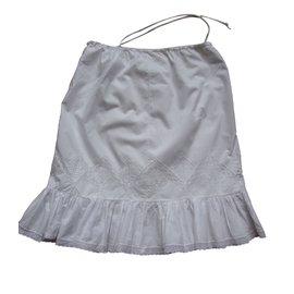 Ralph Lauren-Skirt-White