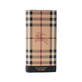Burberry-Petite maroquinerie homme-Marron