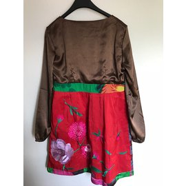 Desigual-Dress-Multiple colors