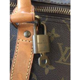 Louis Vuitton-Keepall 50 Vintage-Marron