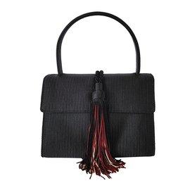 Burberry-Clutch bags-Black