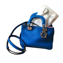 Dior-Diorissimo Mini-Bleu