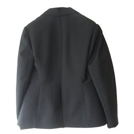 Louis Vuitton-blazer chic-Noir