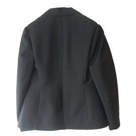 Louis Vuitton-blazer chic-Noir