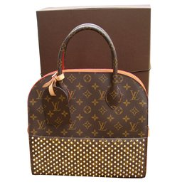 Louis Vuitton-shopping bag-Multicolore
