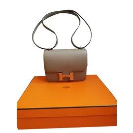 Hermès-Constance Mini-Gris