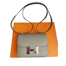 Hermès-Constance Mini-Grey