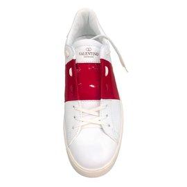 Valentino-Baskets-Blanc