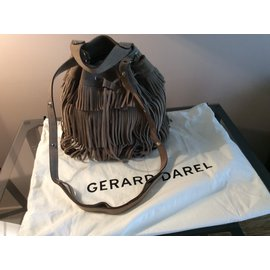 Gerard Darel-Sac sceau-Beige