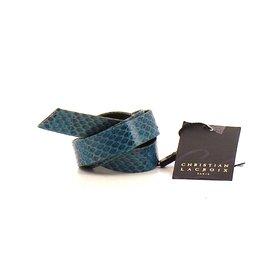 Christian Lacroix-Ceintures-Bleu