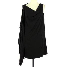 Comptoir Des Cotonniers-Dress-Black