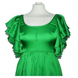 Paul & Joe Sister-Dress-Green
