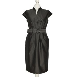 Hugo Boss-Dress-Grey
