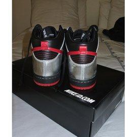 Nike-Baskets-Noir