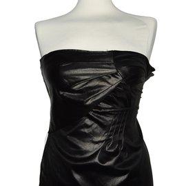 Pinko-Dress-Black